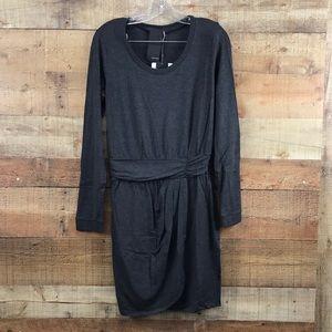 Heather Gray Dress Size M